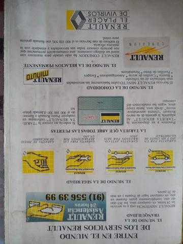 MANUAL DE TALLER SUPER 5 Y GT TURBO - foto 4