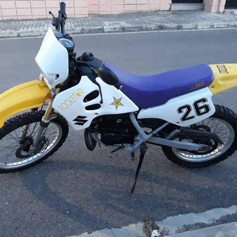 SUZUKI - RMX 50 - foto 1