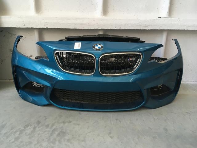 BMW M2 F87 LCI PARAGOLPES CAPOT ALETA DE - foto 1