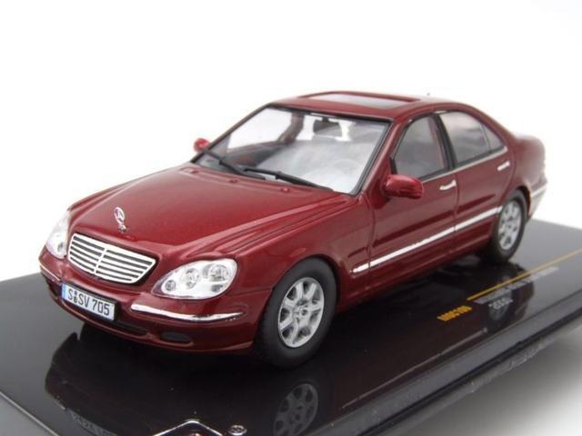 Ixo Mercedes S500 1:43
