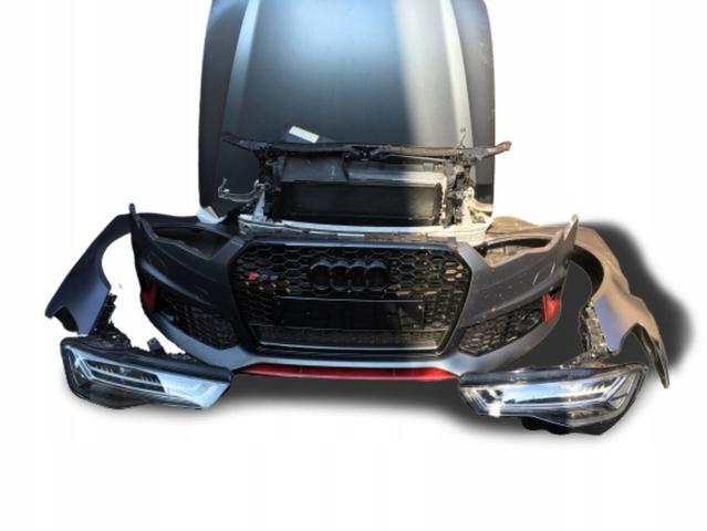 AUDI RS6 4G0 DELANTERO COMPLETO LIFT PAR - foto 1