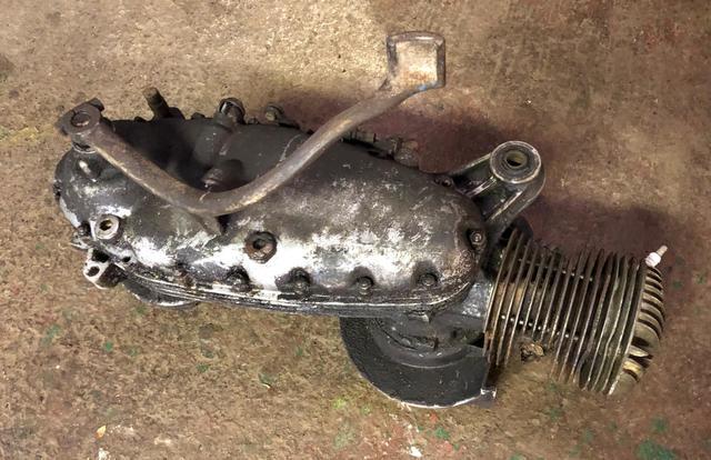 MOTOR LAMBRETTA LI 150 - foto 1