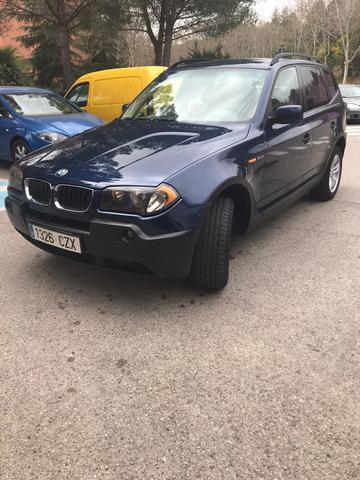 BMW - X3 3. 0D - foto 3