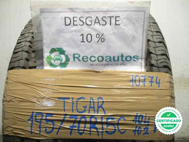 NEUMATICOS PEUGEOT BOXER CAJA CERRADA - foto 1