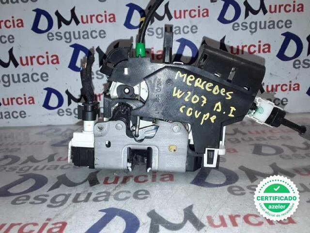CERRADURA PUERTA DELANTERA IZQUIERDA - foto 1