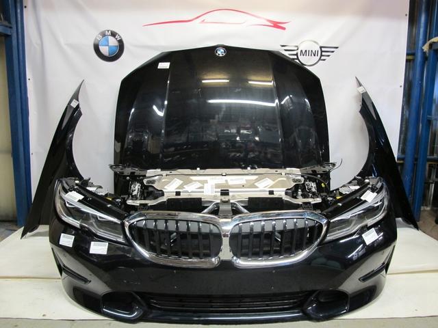 CAPOT PARAGOLPES CINTURON BMW G-20 G-21 - foto 1