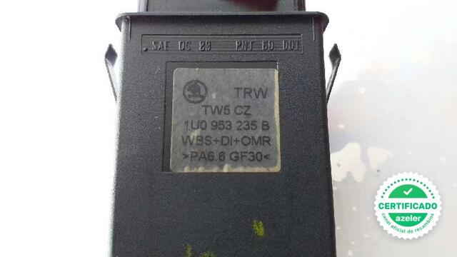 WARNING SKODA OCTAVIA BERLINA 1U2 18 20V - foto 3