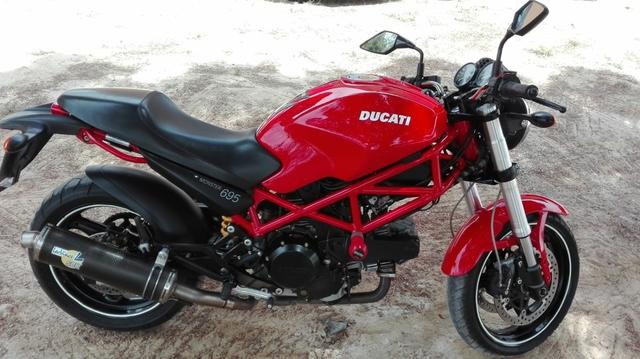 DUCATI - MONSTER - foto 2