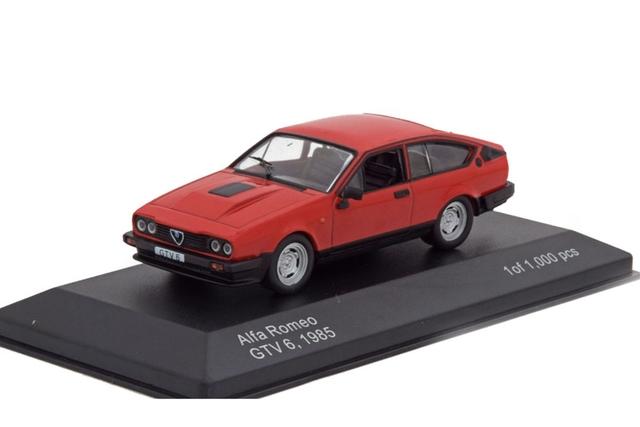 Alfa Romeo Gtv 6 1/43