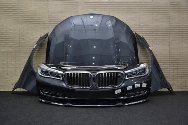 BMW G11 G12 M760 CAPOT PARAGOLPES FAROS - foto 1