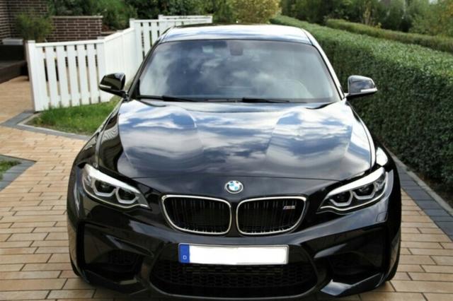 BMW F87 M2 LIFT CAPOT PARAGOLPES DELANTE - foto 1