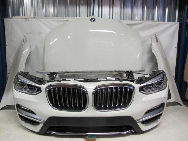CAPOT CINTURON PARAGOLPES BMW X3 X4 G-01 - foto 1
