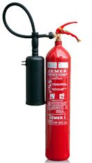 Extintor Co2 5 Kilos