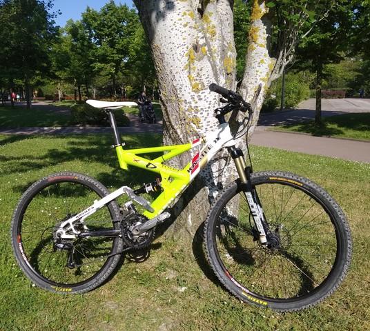 Bicicleta Mtb Doble Suspensión Rockrider XC 900S 29