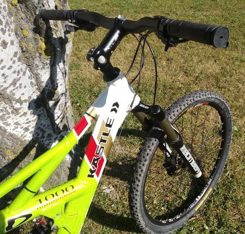 Bicicleta Benotto Montaña Dstone R26 21v Shimano Doble