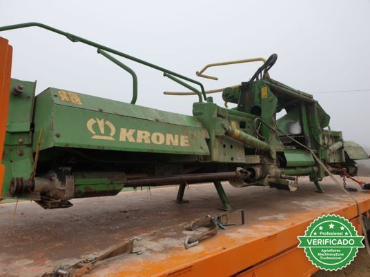 KRONE EASY COLLECT 6000 - foto 3