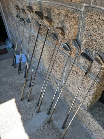 Bolsa De Golf Con 29 Palos