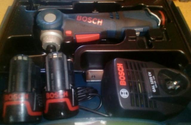Atornillador Bosch Angular