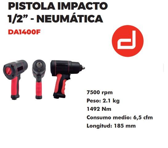 PISTOLA DE IMPACTO 1//2 PROFESIONAL 1492 NM