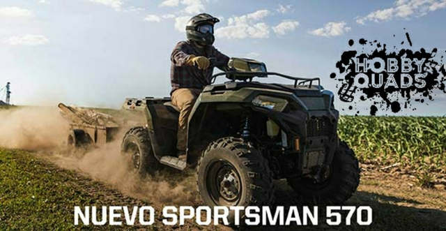 POLARIS - SPORTSMAN 570 - foto 1
