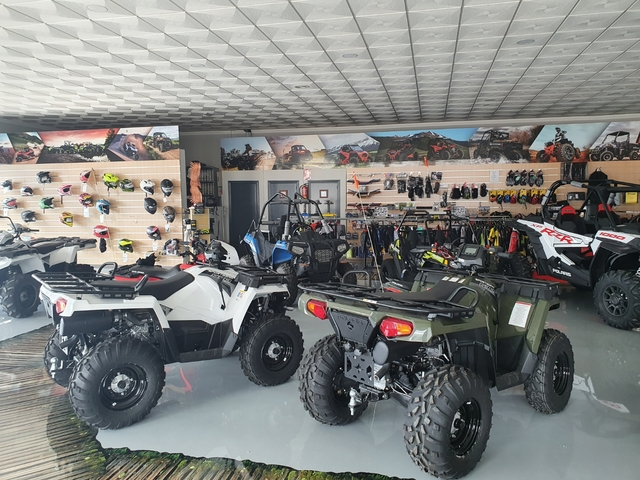POLARIS - SPORTSMAN 570 - foto 8