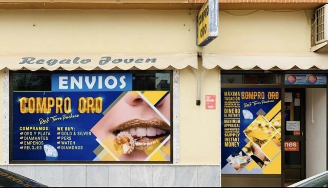 COMPRO ORO TORRE PACHECO - foto 2