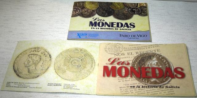 Las Monedas En La Historia De Galicia
