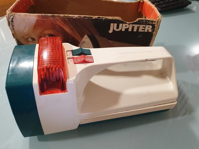 Linterna Vintage Júpiter Años 80