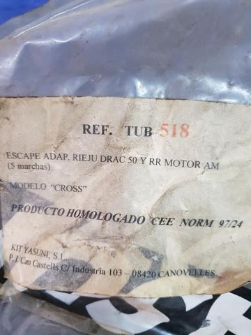 RIEJU DRAC Y RR MOTOR AM 5VELOCIDADES - foto 4