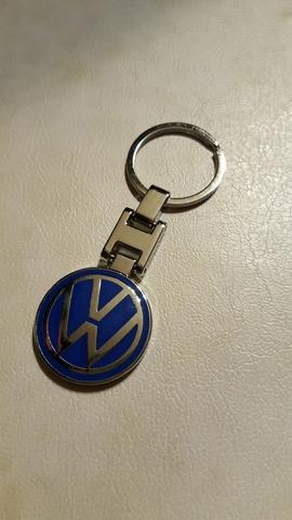 VOLKSWAGEN LLAVERO EN METAL*  LOGO VW*  - foto 5