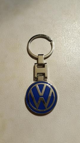 VOLKSWAGEN LLAVERO EN METAL*  LOGO VW*  - foto 7