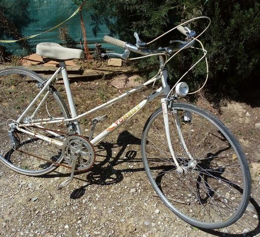 Antigua Bicicleta Torrot