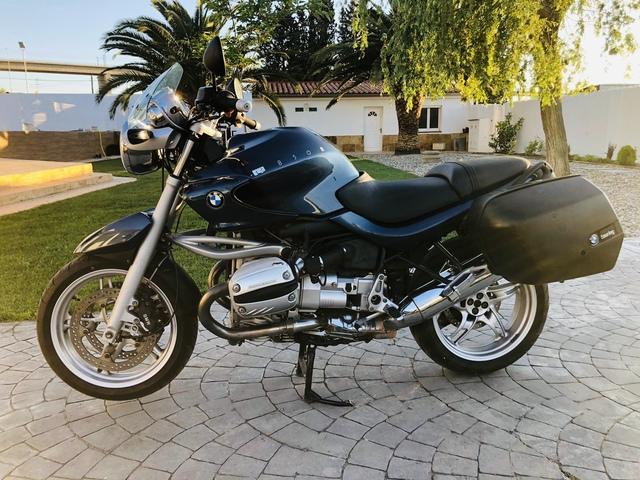 BMW - R850R - foto 3