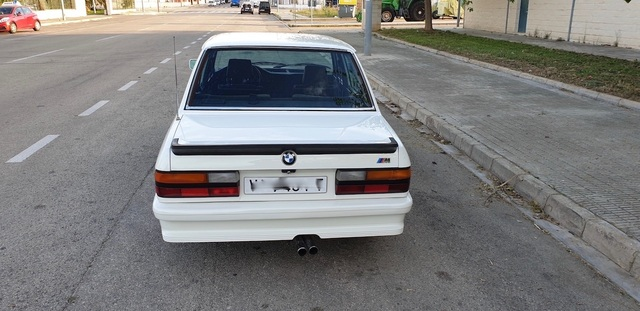 BMW - E28 M535I - foto 5