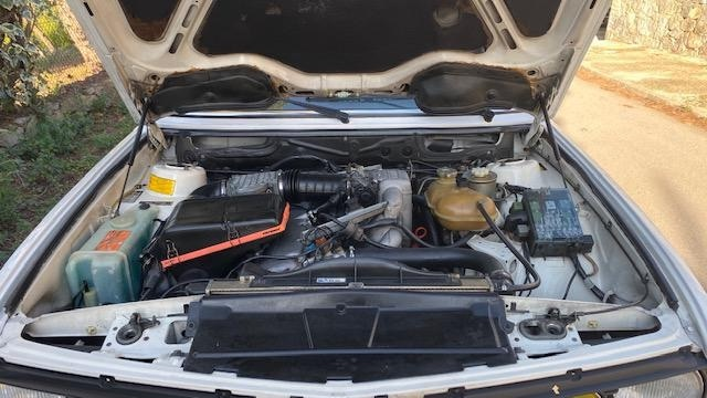BMW - E28 M535I - foto 8