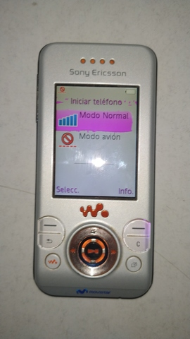 MIL ANUNCIOS.COM Sony Ericsson W580i libre