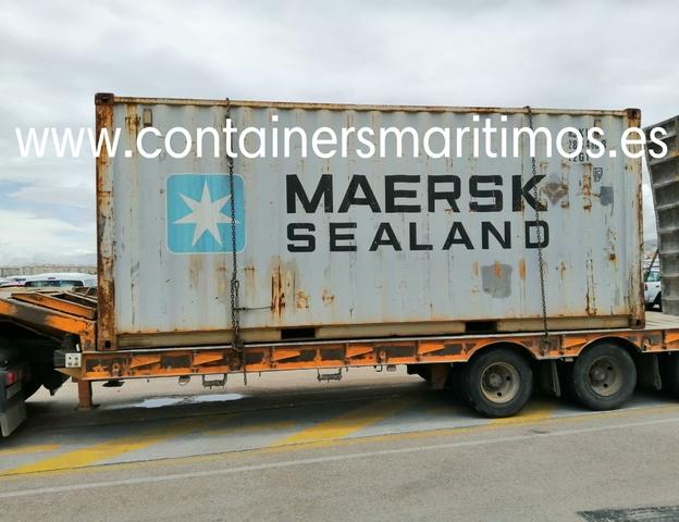 CONTENEDORES MARITIMOS G.  - foto 4