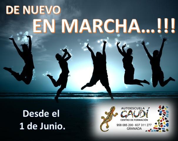DE NUEVO EN MARCHA. . . !!! - foto 1