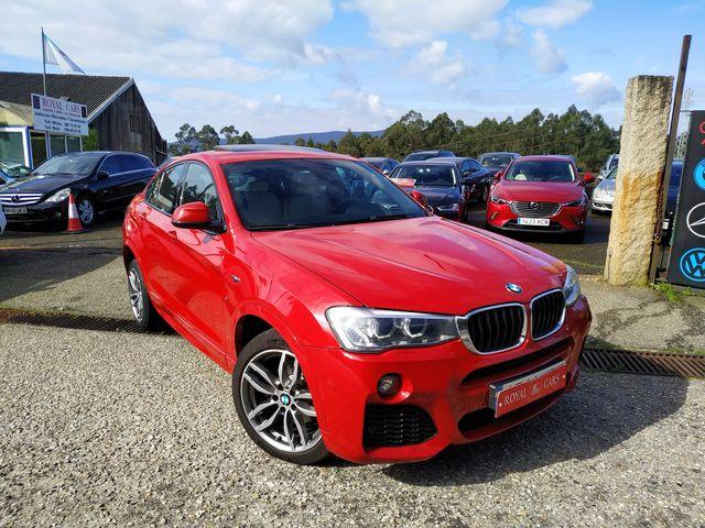BMW - X4 F26 20D XDRIVE AUTO - foto 4