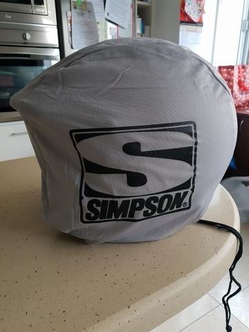 CASCO COMPOSICIÓN SIMPSON RALLY - foto 4