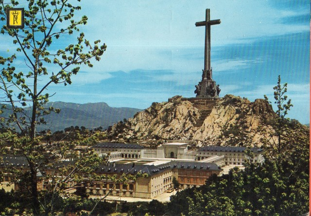Postal Santa Cruz Del Valle De Los Caido