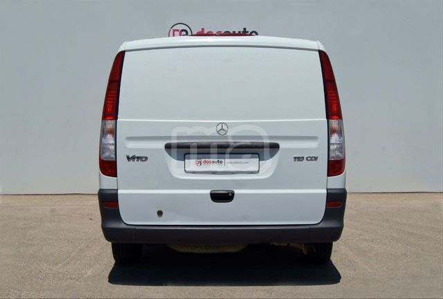 MERCEDES-BENZ - VITO 110 CDI LARGA - foto 6