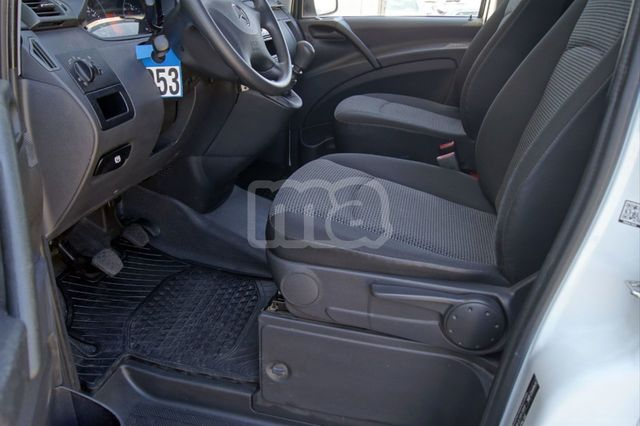 MERCEDES-BENZ - VITO 110 CDI LARGA - foto 8