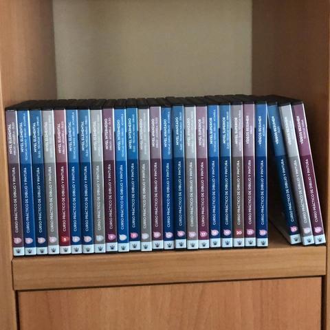 CURSO EN DVD DE DIBUJO Y PINTURA - foto 2