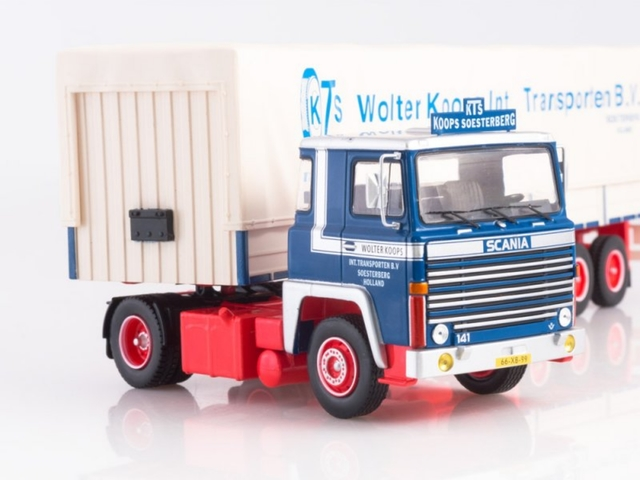 Ixo Scania Ltb 141 1/43