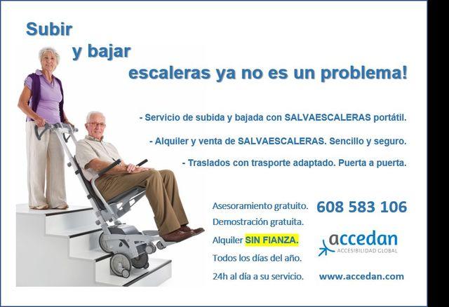 SERVICIO ACCESIBILIDAD - foto 2