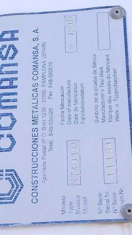 GRUA COMANSA  MARBELLA  2 - foto 3