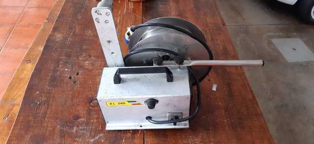 CARRETE ELECTRICODE BANDA DE BARCO XL240 - foto 2