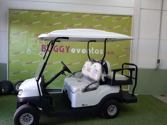 CLUB CAR GOLF CART USED 2 HAND - foto 3