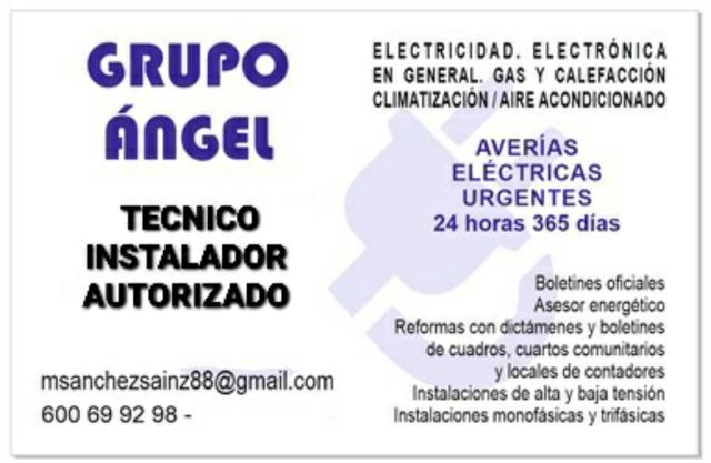 ELECTRICISTA 24H AVERIAS URGENTES - foto 1